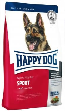 Sport HAPPY DOG SuperPremium 15 kg