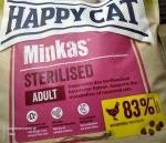 HAPPY CAT Minkas STERILISED z Drobiem 500 g